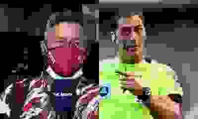 """El Moncho Monzón fue picante: """"Estamos para una revancha con Racing pero sin Vigliano"""""""