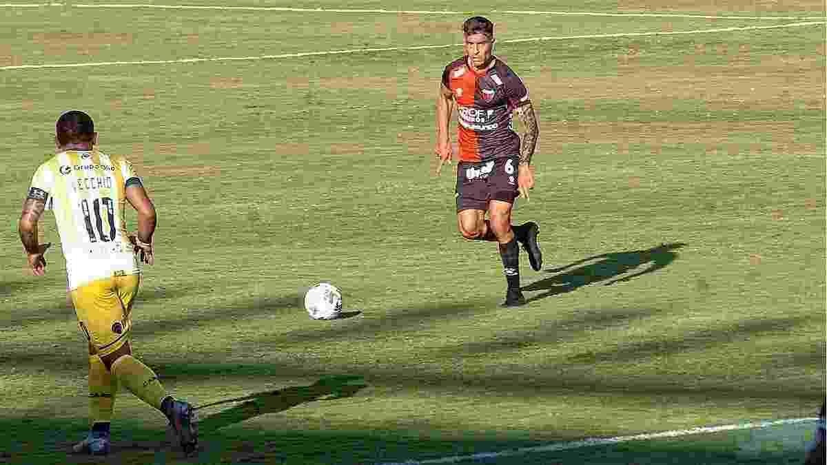 Paolo Goltz sería baja en Colón para enfrentar a Independiente