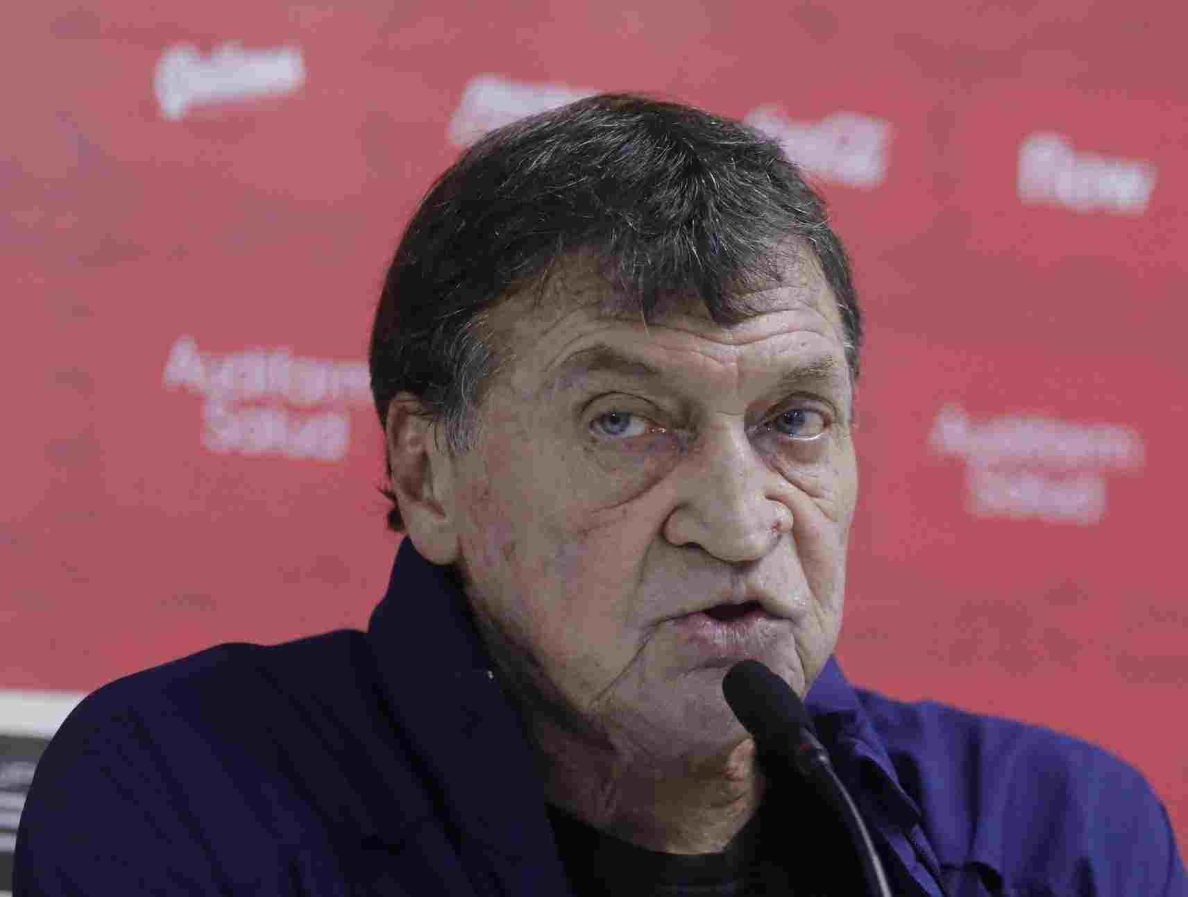 "Julio Falcioni: ""Este grupo de jugadores dio todo"""