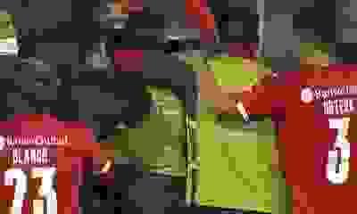 Pese al árbitro, Independiente empató agónicamente y sigue firme en la copa