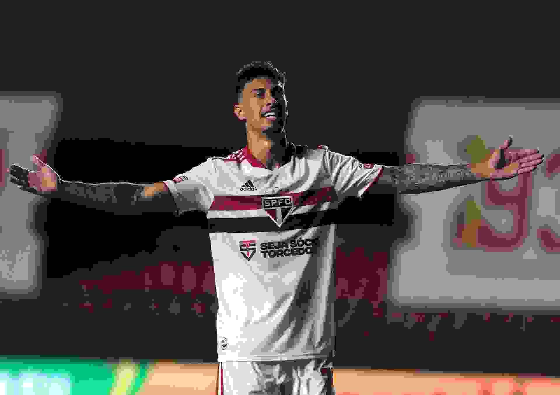 Emiliano Rigoni empezó a demostrar su jerarquía en Sao Paulo