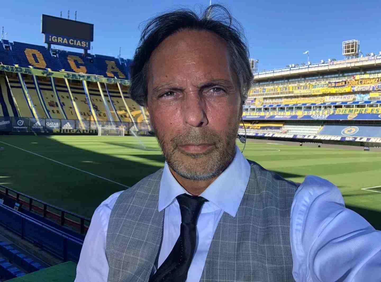 Gustavo López dilapidó a varios integrantes del plantel profesional de Independiente.