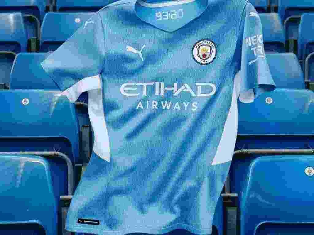 Esta es la nueva camiseta que el Manchester City utilizará para homenajear al Kun Agüero.