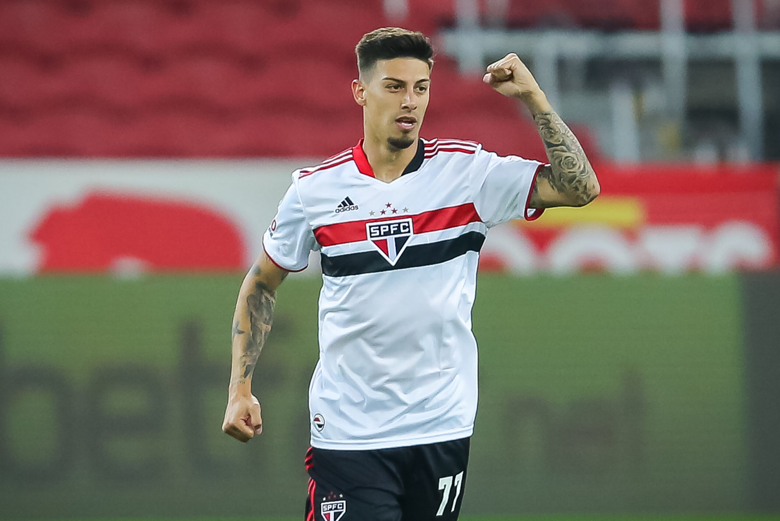 Emiliano Rigoni se acordó de Independiente