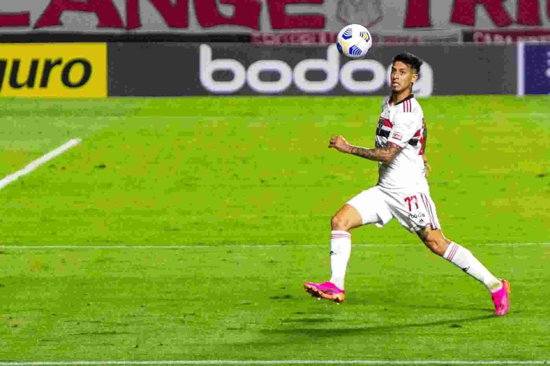 Emiliano Rigoni: el único que se salva en Sao Paulo