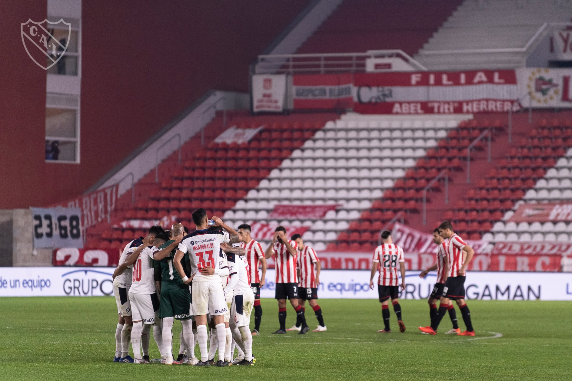 Independiente va a ir a la Plata para enfrentar a Estudiantes este domingo.