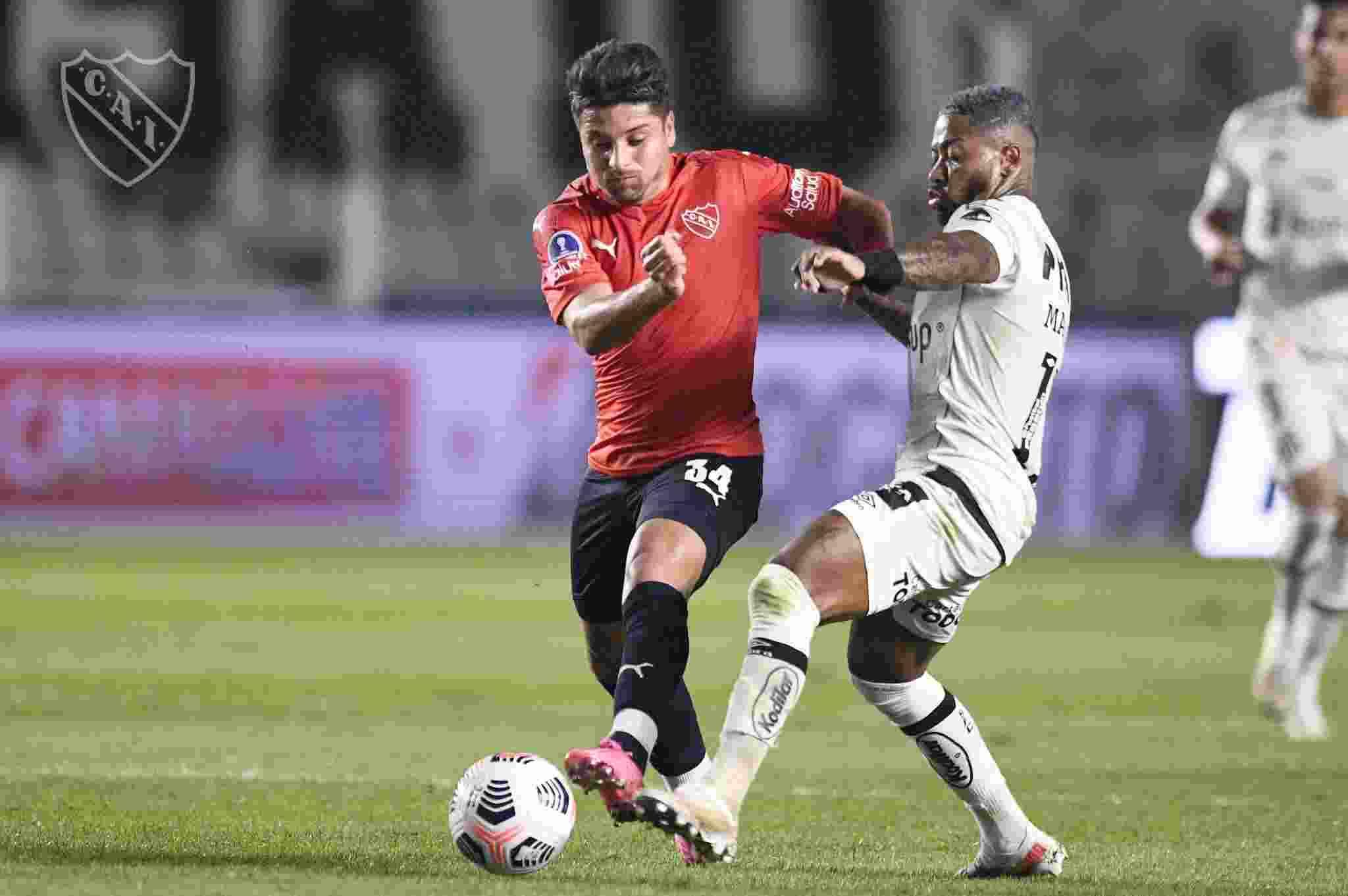 Independiente jugó un partido correcto en Brasil y ahora deberá definir la serie en el Libertadores de América.