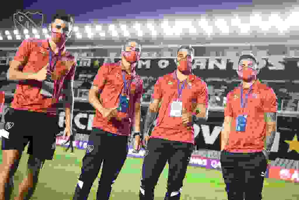 El posible once de Independiente para recibir al Bicho