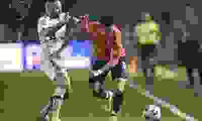 Independiente cayó por la mínima y regresa de Brasil con una buena imagen