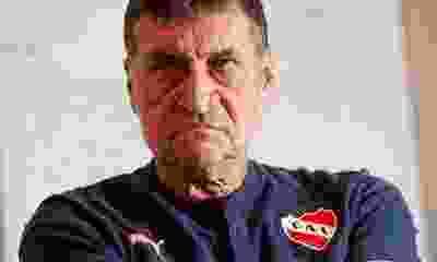 El equipo que piensa Falcioni para enfrentar a Santos