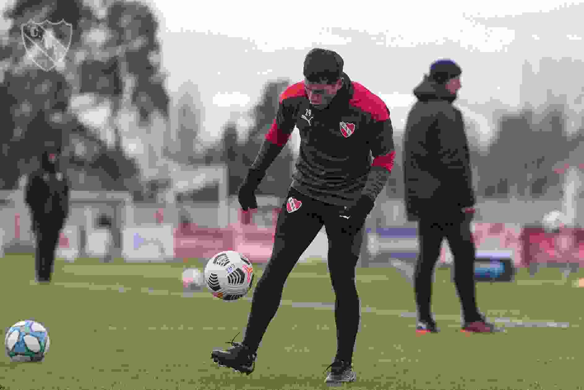 """Lucas Romero: """"Independiente tiene que ser protagonista y pelear todo"""""""