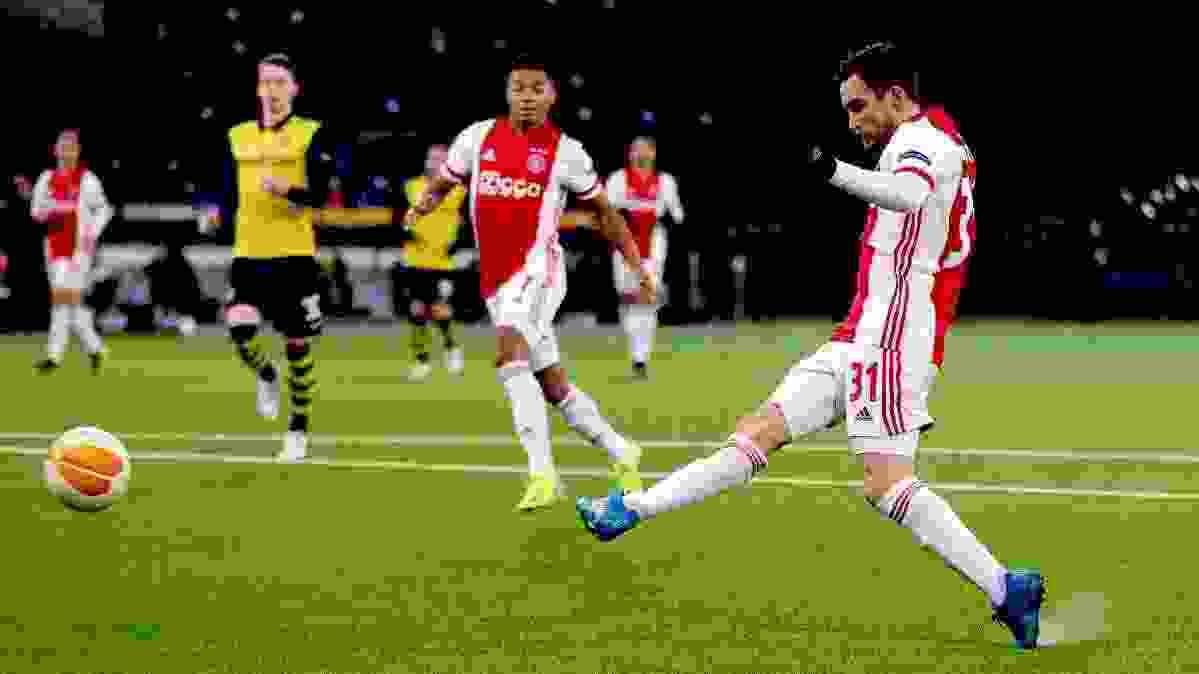Nicolás Tagliafico podría dejar el Ajax si llega una buena propuesta en este mercado de pases.