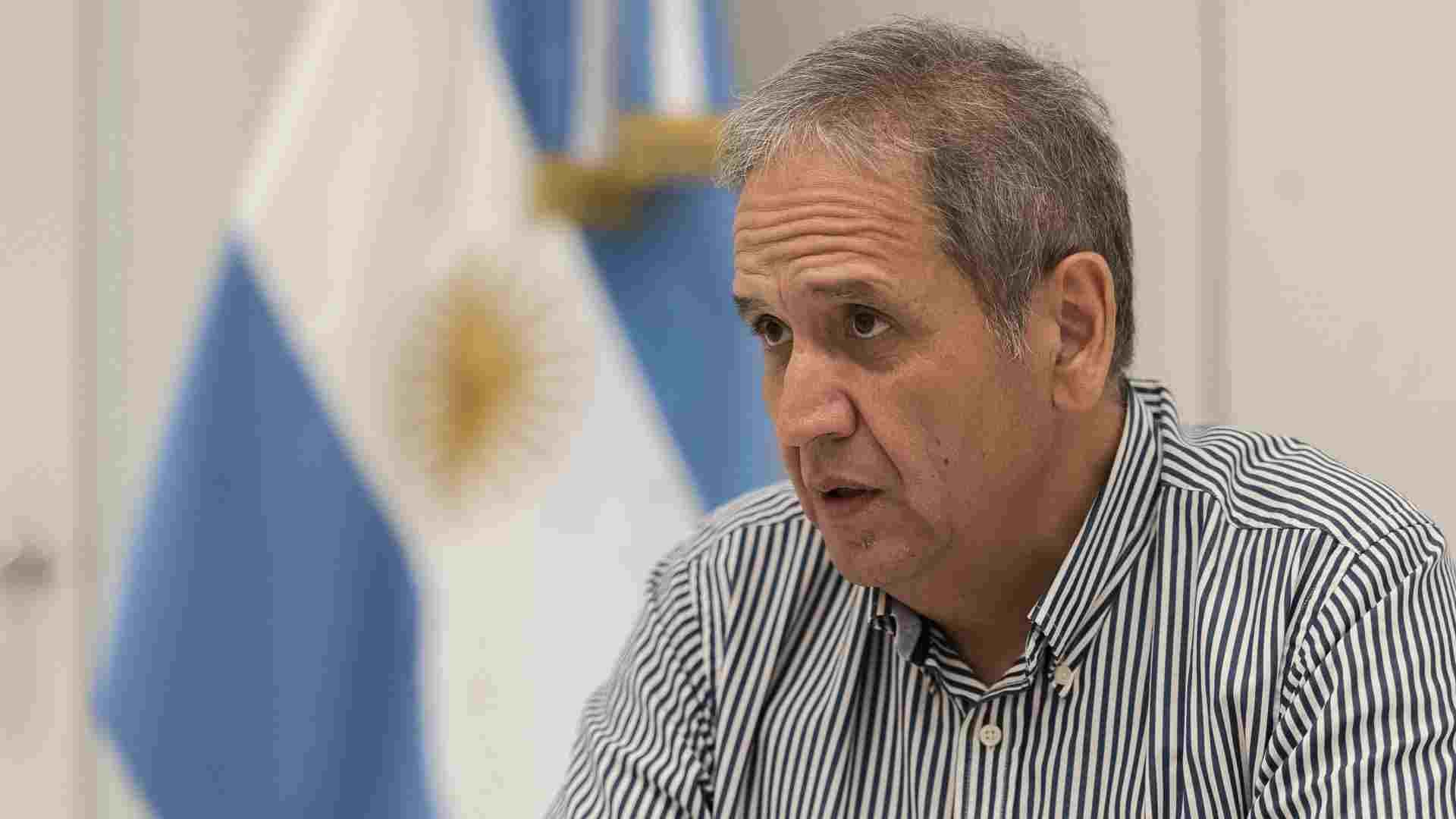 Sergio Palazzo fue categórico al hablar de las próximas elecciones de Independiente.