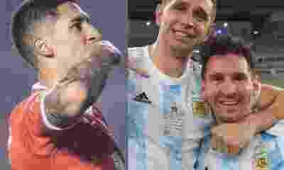 """Tucu Hernández: """"Estuve más contento cuando gané la Copa con Chile"""""""