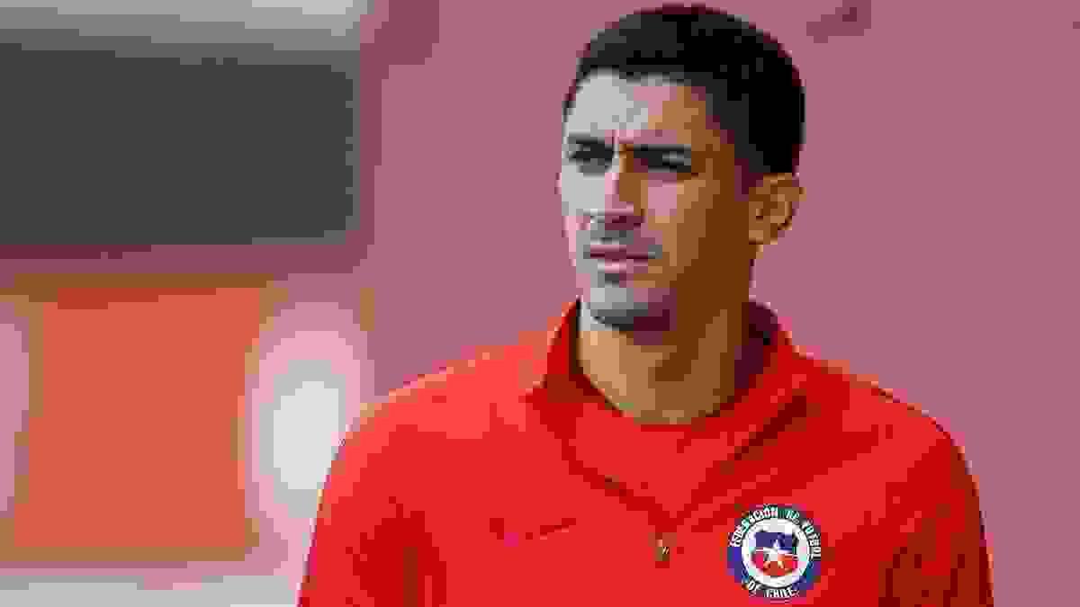 El Tucu Hernández supo defender los colores de La Roja pese a que ahora está en otra etapa de su carrera.