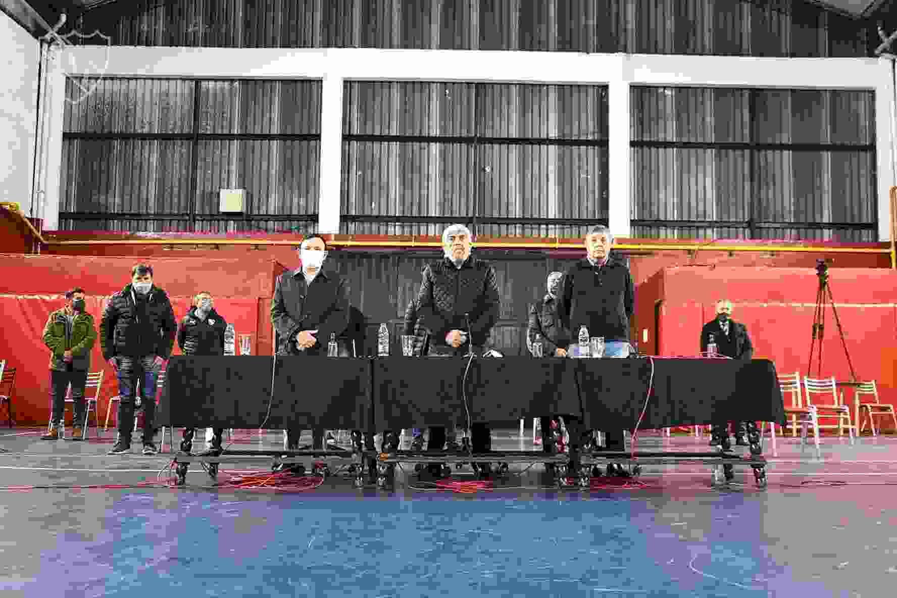 La Asamblea Especial de Independiente aprobó el Presupuesto
