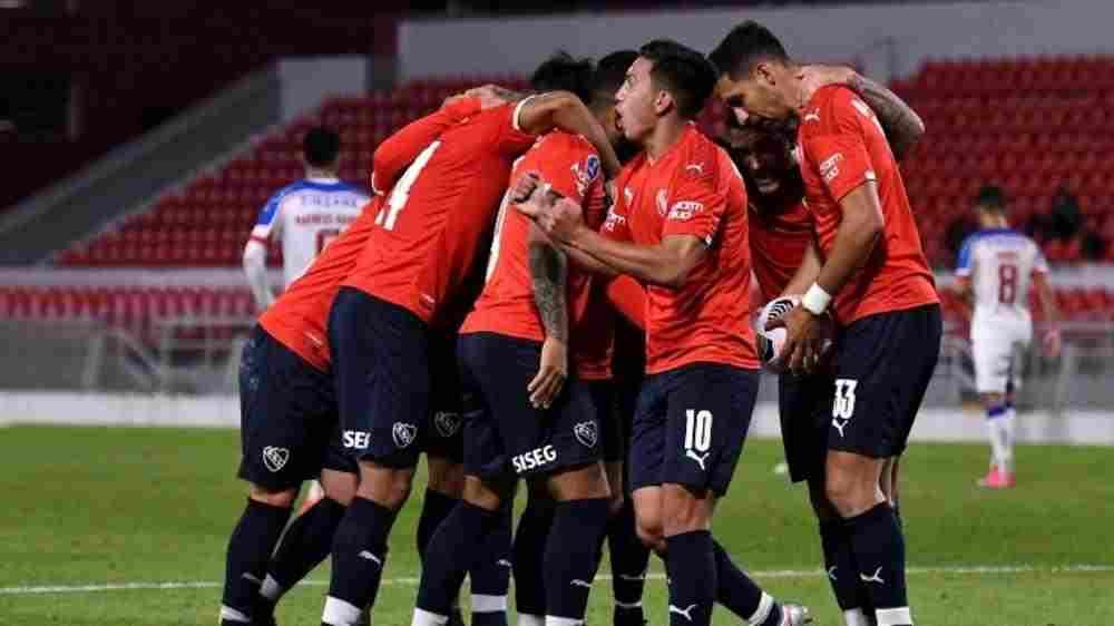 Un importante equipo argentino viene a la carga por un jugador de Independiente