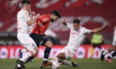 Independiente lo buscó, pero empató ante el Bicho