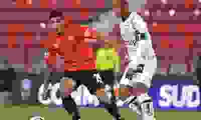 """Lucas Romero apuntó contra el arbitraje: """"Fuimos perjudicados"""""""