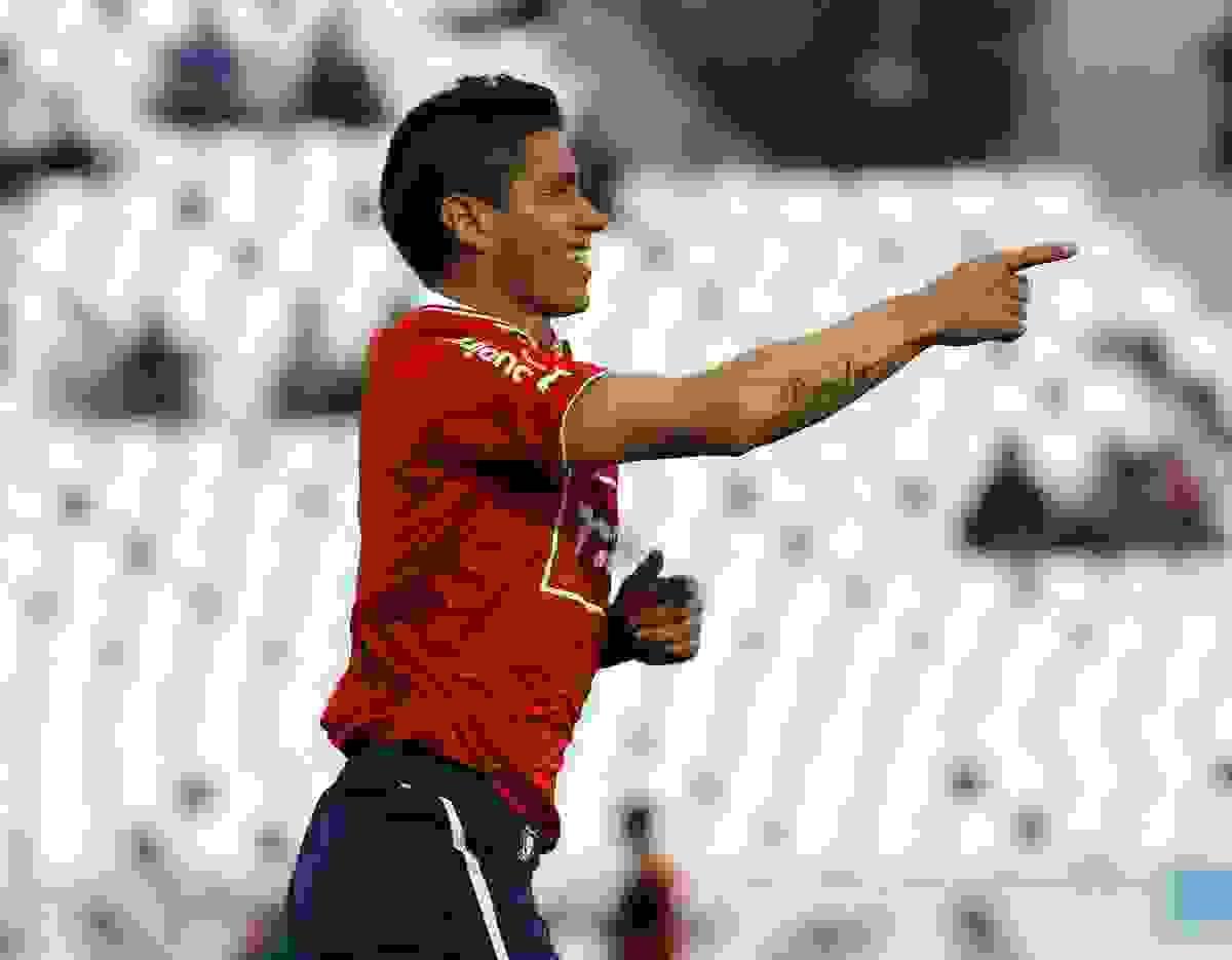 """Cristian Tula: """"Hoy Independiente es un club de elite"""""""
