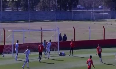 El gol que le robaron a Independiente en Reserva