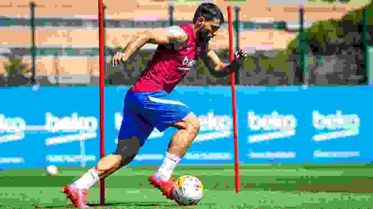 El Kun Agüero sufrió una lesión en un entrenamiento que lo marginará de la triple fecha de Eliminatorias Sudamericanas.