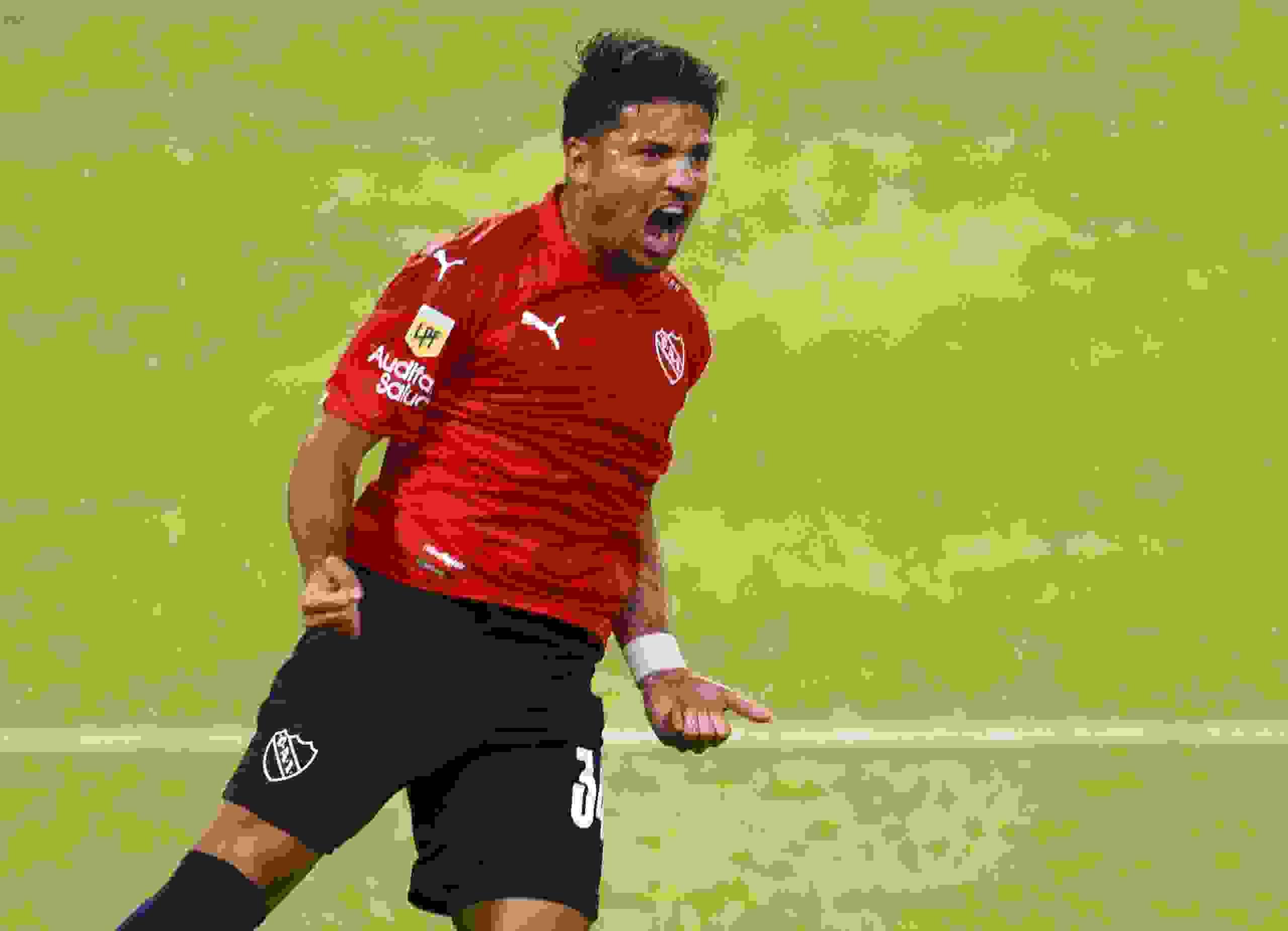 Bomba: Sebastián Palacios se irá de Independiente