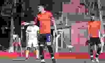 Emotivo: Muñoz volvió y se desahogó con un gol