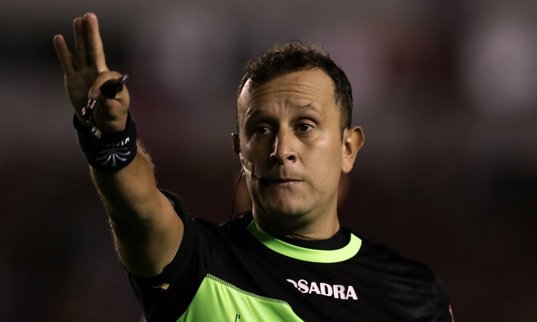 Darío Herrera será el encargado de impartir justicia el próximo domingo en el encuentro entre Independiente y Godoy Cruz en Avellaneda.