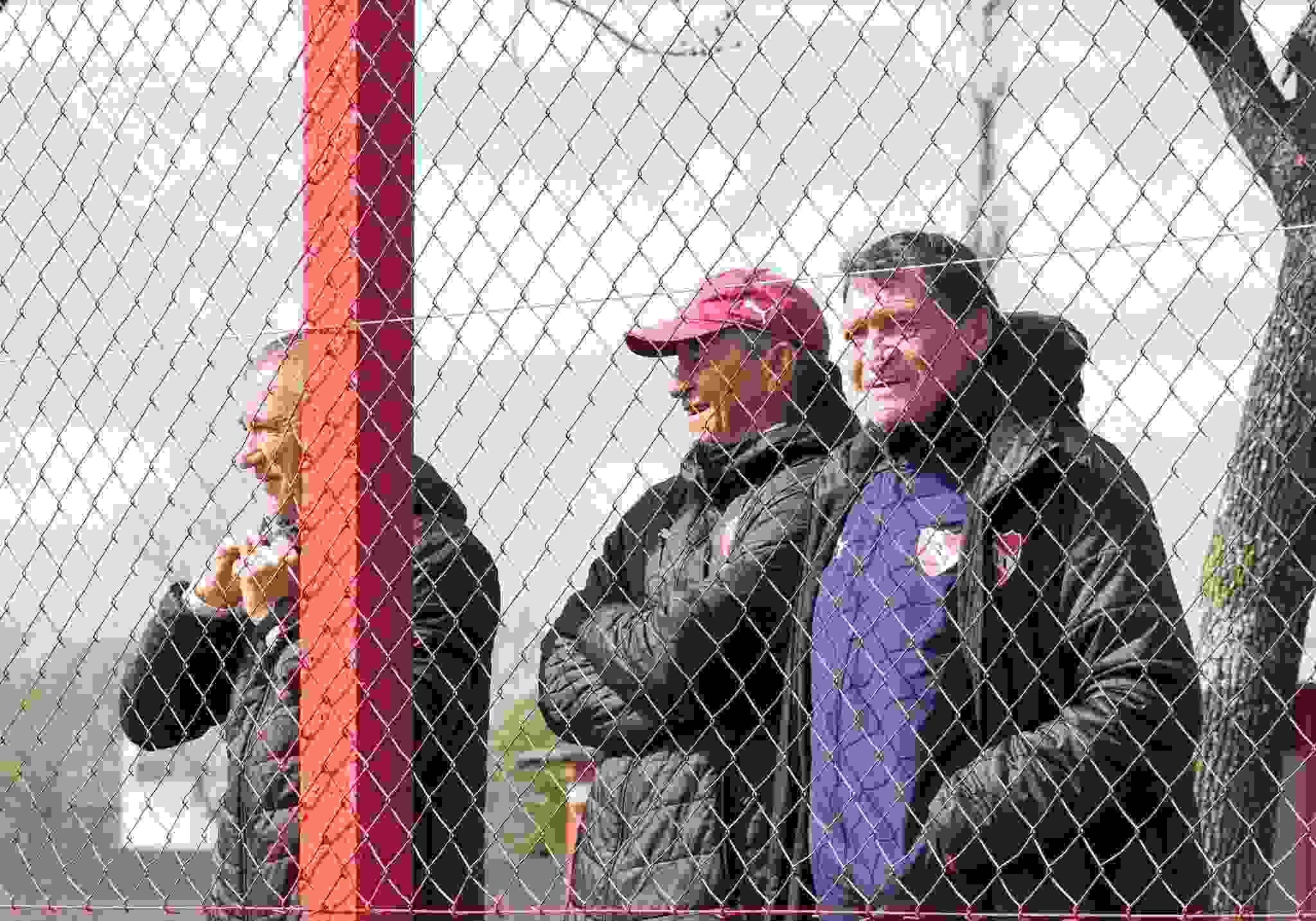 Falcioni ya define el equipo para enfrentar a Godoy Cruz