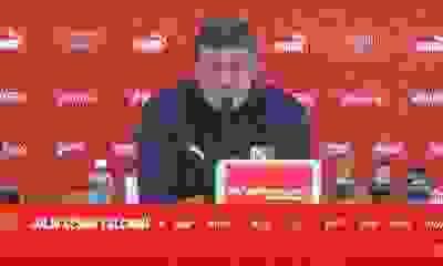 La llamativa frase de Falcioni sobre la situación del club