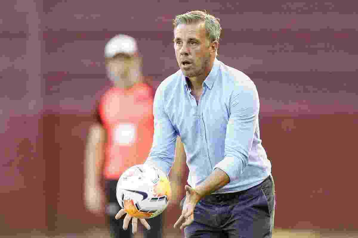 Lucas Pusineri quizá sea uno de los apuntados por el Consejo de Fútbol de Platense para reemplazar a Madelón.