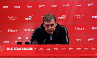 """Julio Falcioni: """"Demostramos que estamos para pelearle a cualquiera"""""""