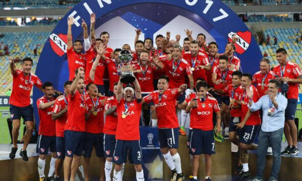 Un ex Independiente superó un récord en su club de Europa