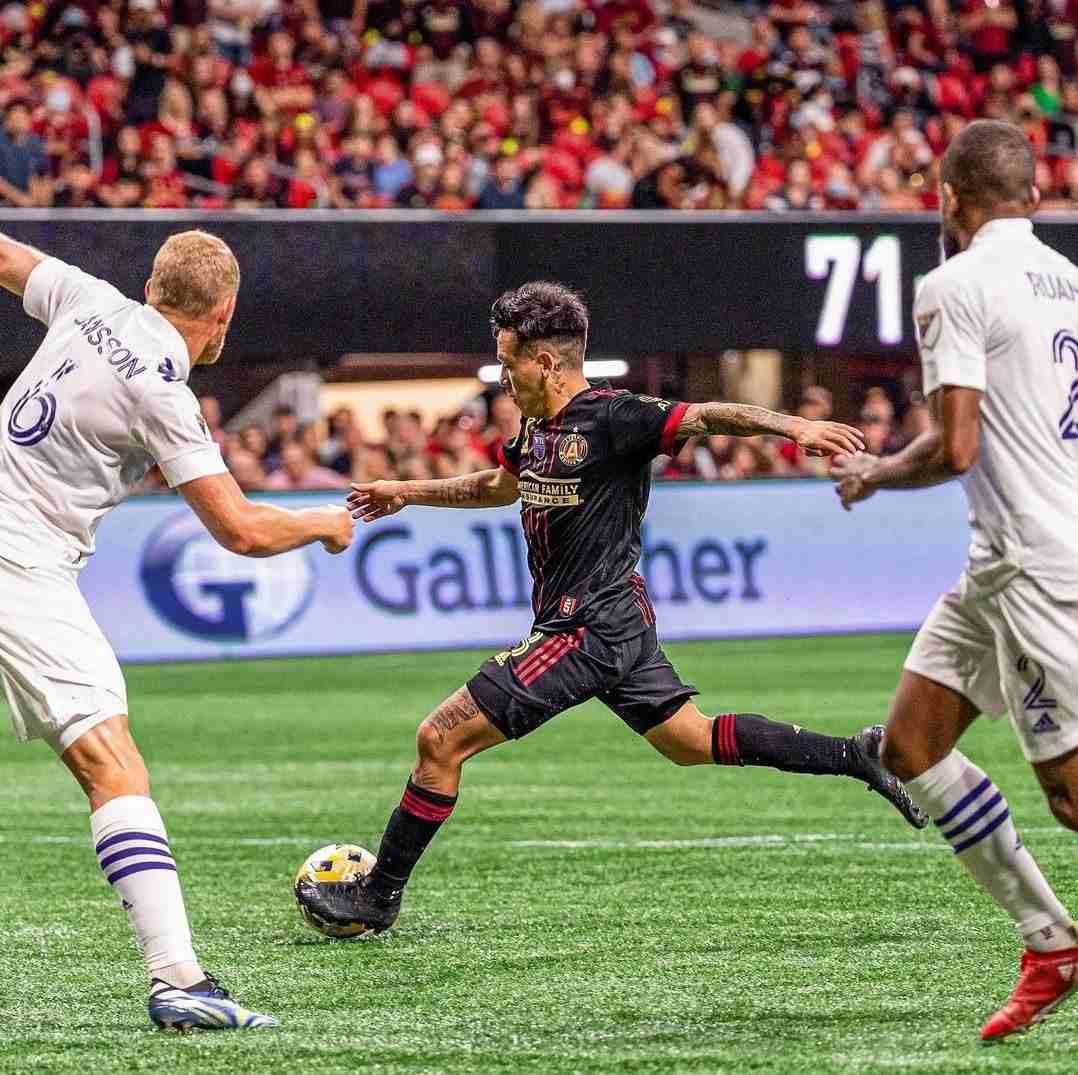 Esequiel Barco está viviendo un momento de formal genial en la MLS.