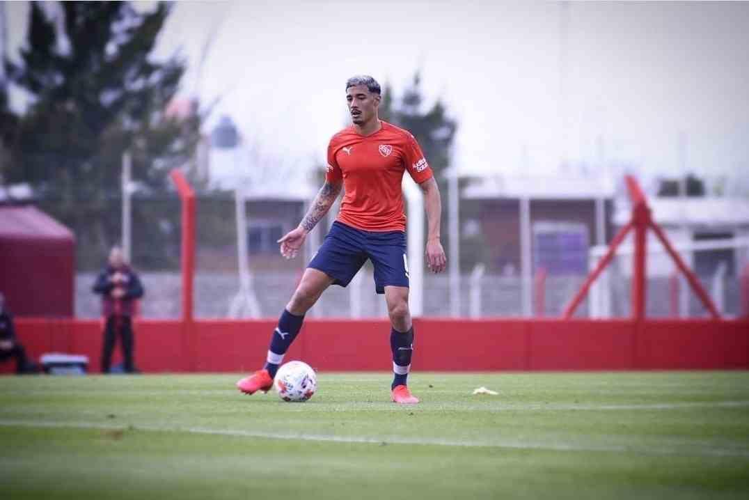 Carlos Benavidez estará a completa disposición de Julio Falcioni en tan solo cuestión de algunas semanas.