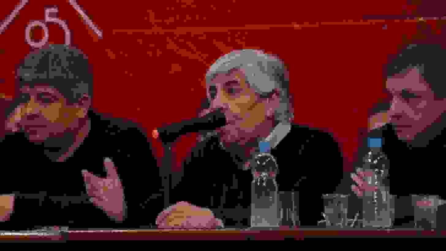 Yoyo Maldonado se refirió al presente del club, las próximas elecciones y mucho más.