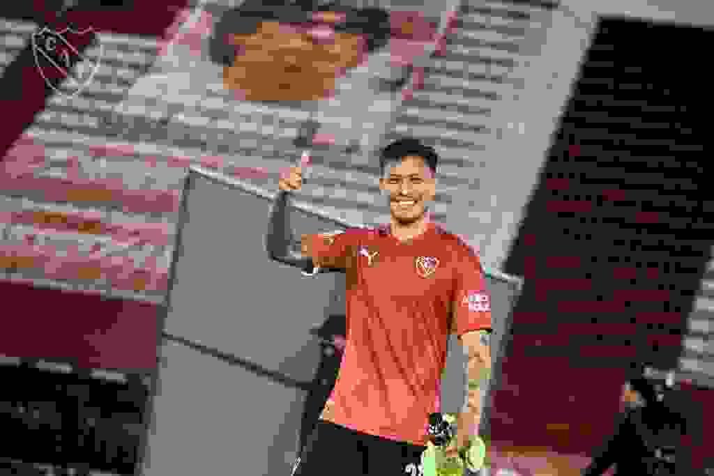 Domingo Blanco lanzó una frase que ilusiona a los hinchas de Independiente