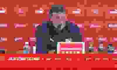 "Julio Falcioni: ""Tenemos que tener la guardia alta"""