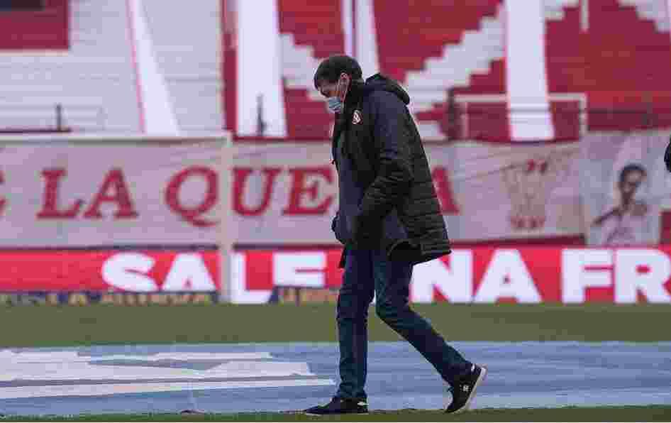 La principal preocupación de Julio Falcioni en Independiente