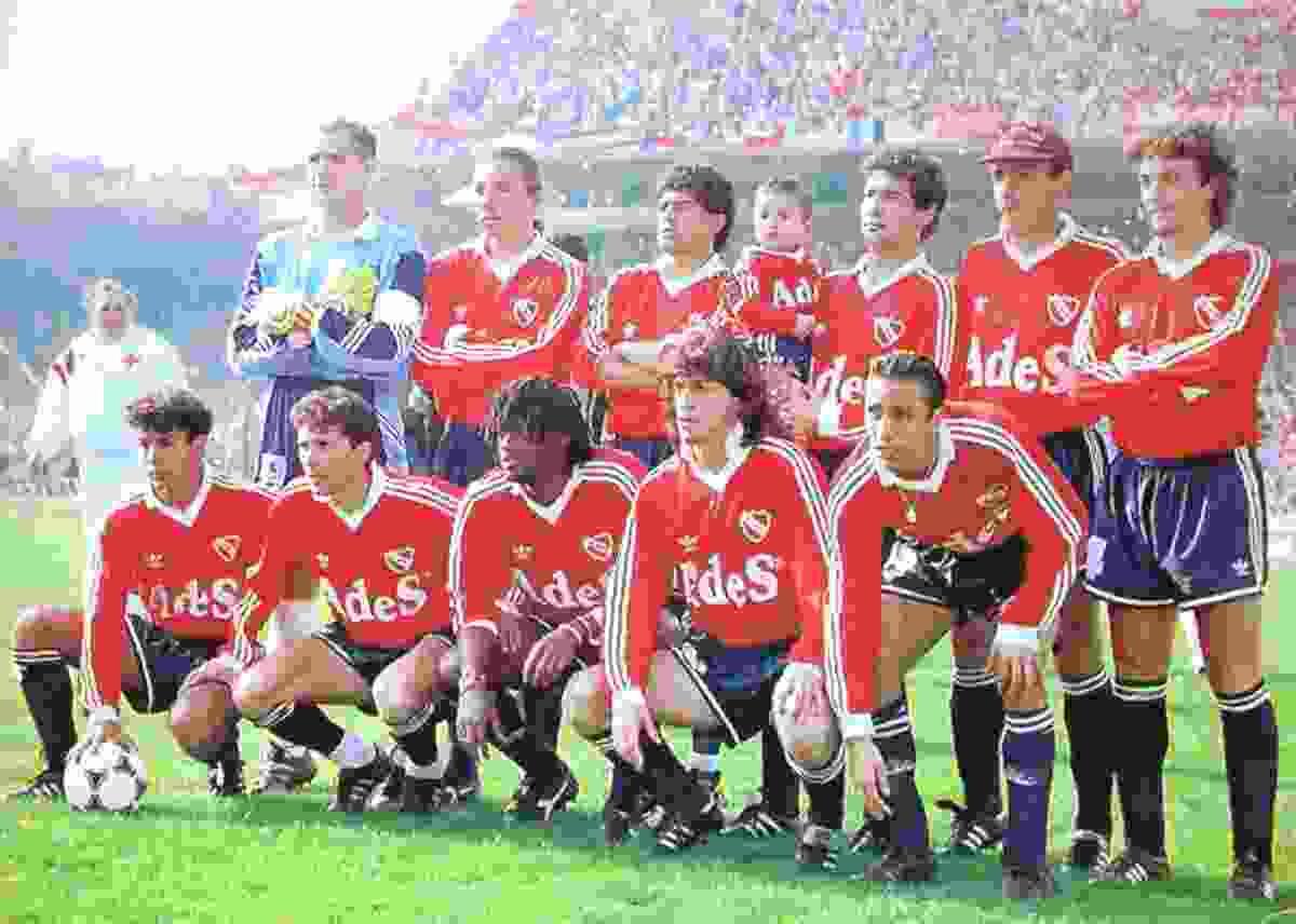 """La bomba de un campeón del 94: """"En algún momento voy a dirigir a Independiente"""""""