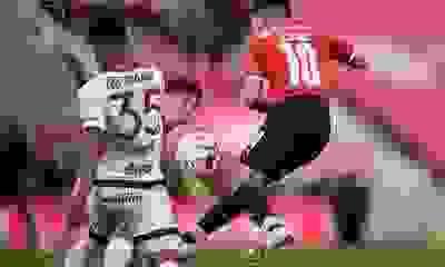 Independiente no aprovechó la diferencia numérica y cayó ante Lanús