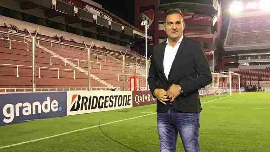 Luis Islas reconoció su deseo de dirigir Independiente.