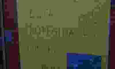Insólito: El Dibu Martínez se volvió tendencia por una obra inédita
