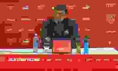 """Julio Falcioni: """"Tengo la ilusión de que vamos a pelear cosas importantes"""""""
