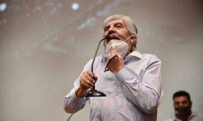 Exclusivo: Hugo Moyano rompió el silencio