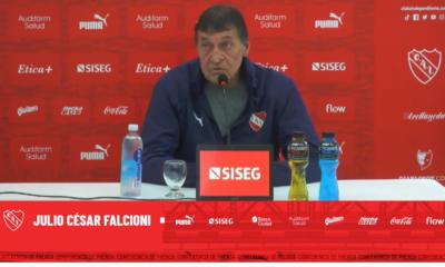 Lo confirmó Falcioni: se viene un regreso importante