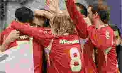 Nostalgia pura: tres ex Independiente se volvieron a juntar