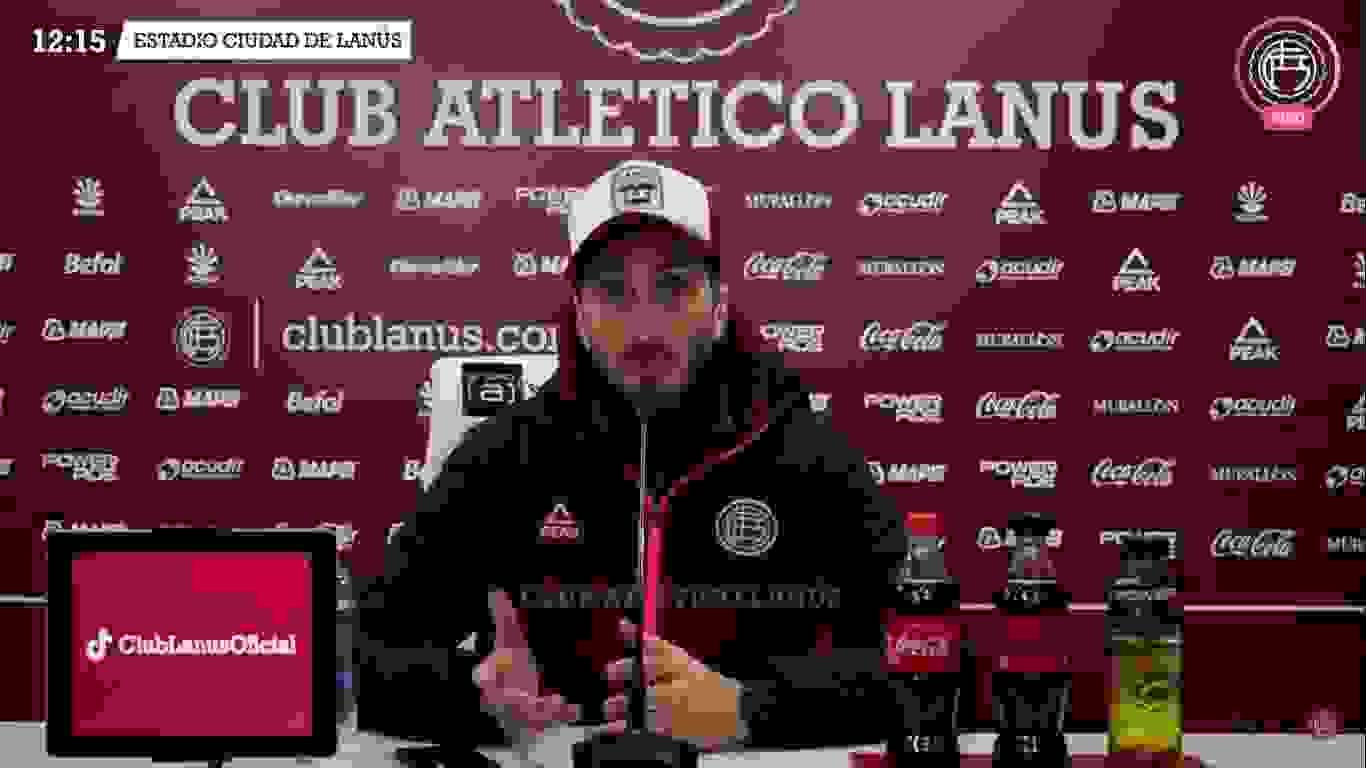 El elogio de Luis Zubeldia al presente de Independiente