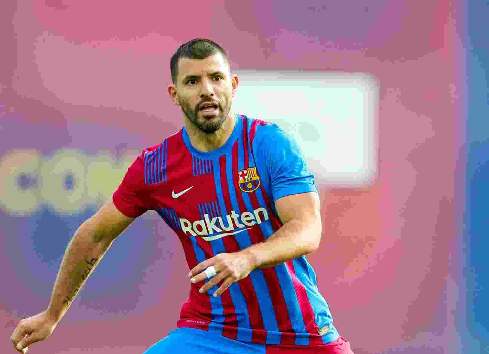 Agüero se estrenó en Barcelona con un gol